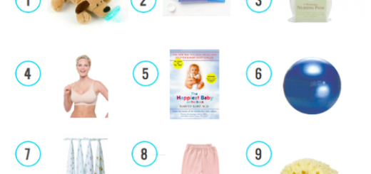 baby must haves, new parents