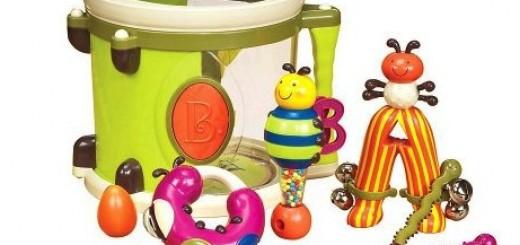 musical easter basket