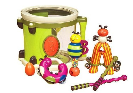 musical easter basket