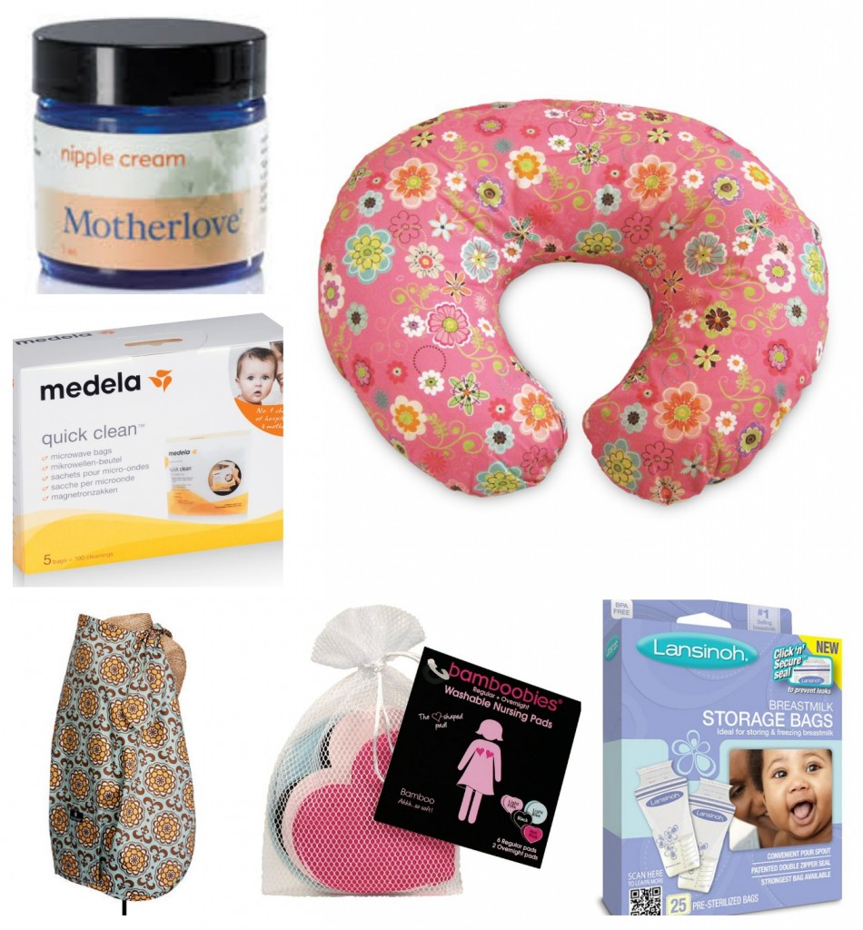 best nursing products