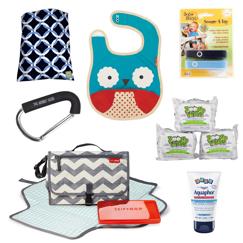 diaper bag kit