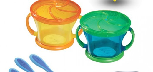 Blog post: The Ultimate Baby Gift: Starting Solids Surviv...