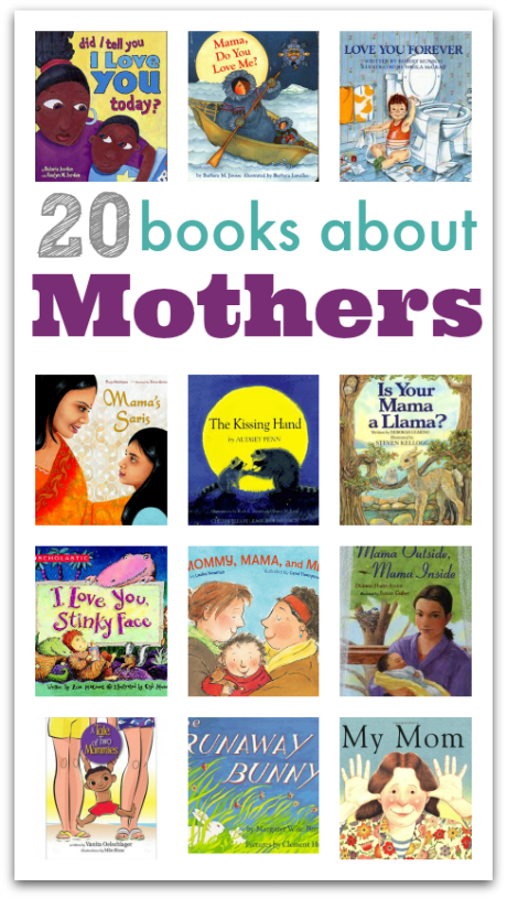 books-about-mothers