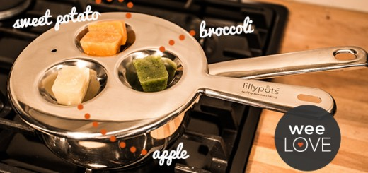 reheat baby food Lillypots