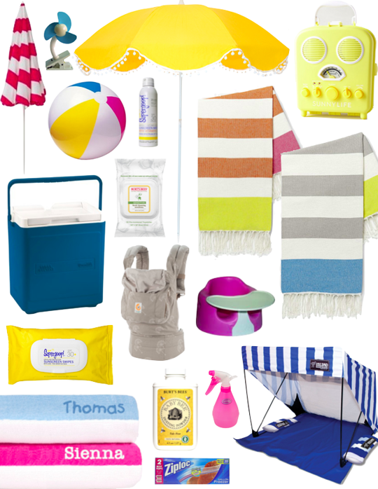 Travel Essentials For Taking Your Baby Beachside Another Por Destination Enjoying All That Summer Can Bring Is Of Course The Beach