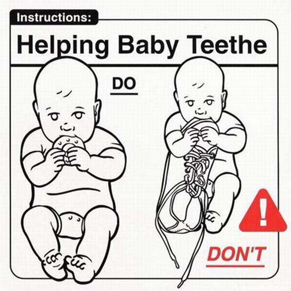 Helping Baby Teeth