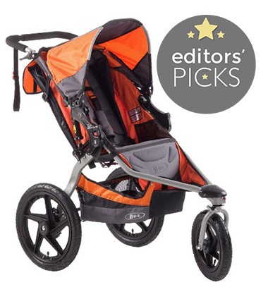BOB Revolution SE full size single stroller