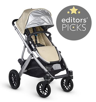 Uppababy Vista Full Size Single Stroller