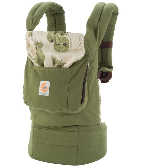 Ergobaby soft-structured baby carrier