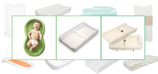 best-changing-pads