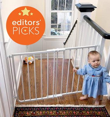 Cardinal baby gate stairway special, weeSpring top pick, babyproofing