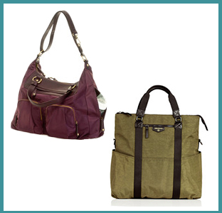 TwelveLittle diaper bags and totes weeSpring giveaway