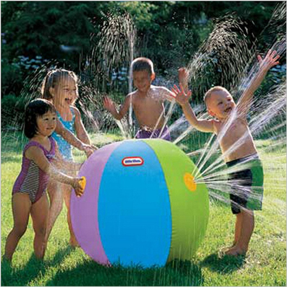 sprinkler ball summer gear
