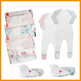 Goumikids booties, hat, baby pajamas, baby clothes, weeSpring giveaway