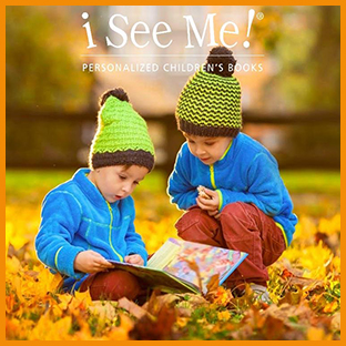 $250 gift card to I See Me personalized children's books, weeSpring giveaway