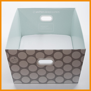 Pip & Grow baby box bassinet, weeSpring Giveaway