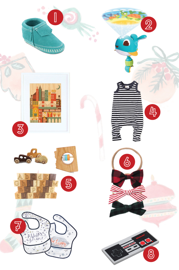 2016 weeSpring holiday gift guide for babies