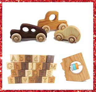 Bannor wooden toys, 2016 weeSpring holiday gift guide