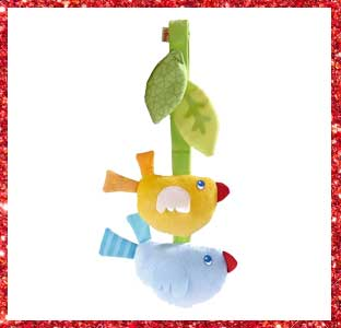 Haba Dangling Birds toy, 2016 weeSpring holiday gift guide