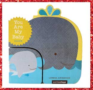 Petite Collage board books, 2016 weeSpring holiday gift guide