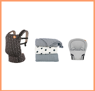 Tula baby carrier, blanket set, and infant insert, weeSpring giveaway
