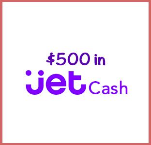 $500 in Jet.com cash, weeSpring giveaway