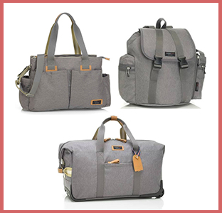 Storksak carry-on travel bags diaper bags, weeSpring giveaway