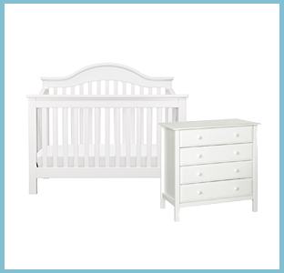 weespring giveaway davinci jayden crib and dresser summer baby bundle