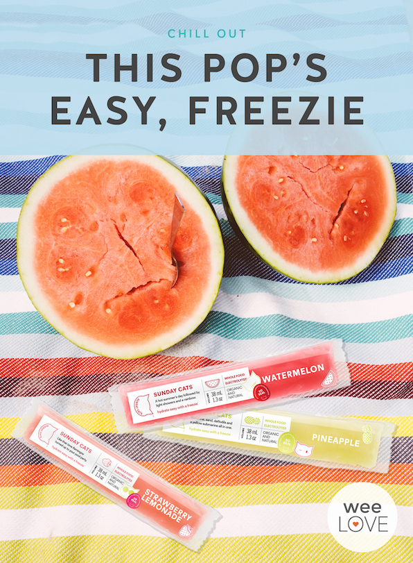Chill Out, This Pop's Easy, Freezie