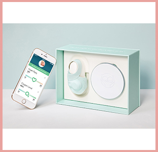Owlet smart sock wearable baby monitor, weeSpring giveaway