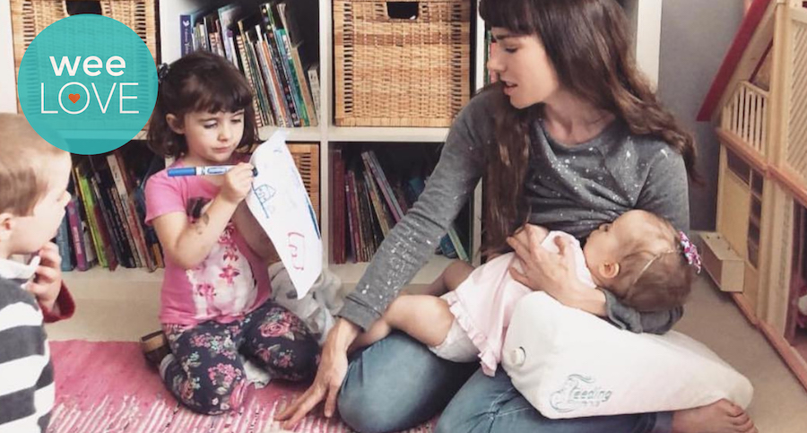 weeLove: A Portable, New Mom Best Friend - weeSpring |