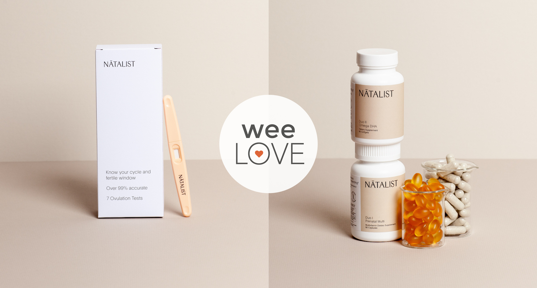 Weelove Quot Trying To Conceive Quot Essentials Delivered To